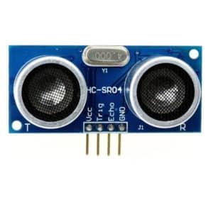 ultrasonic-sensor, iot project, https://iotprojectsandtrainings.in